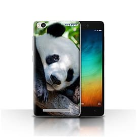 STUFF4 Case/Cover for Xiaomi Redmi 3 / Panda Bear Design / Wildlife Animals Collection Mobile phones
