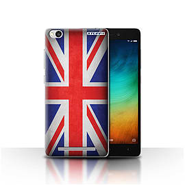 STUFF4 Case/Cover for Xiaomi Redmi 3 / Great Britain/British Design / Flags Collection Mobile phones