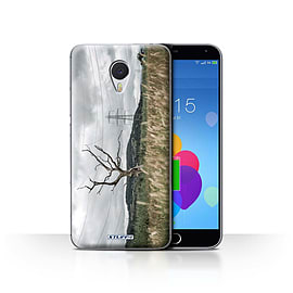 STUFF4 Case/Cover for Meizu M3 Note / Electric Tree Design / Imagine It Collection Mobile phones