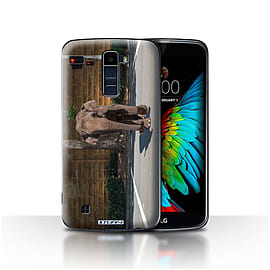 STUFF4 Case/Cover for LG K10 /K420/K430 / Jaywalking Design / Imagine It Collection Mobile phones