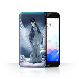 Official Elena Dudina Case/Cover for Meizu M3 / La Nieve Design / Fantasy Angel Collection Mobile phones
