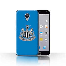 Official Newcastle United FC Case/Cover for Meizu M2/Mono/Blue Design/NUFC Football Crest Mobile phones