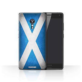 STUFF4 Case/Cover for Lenovo ZUK Z2 Pro / Scotland/Scottish Design / Flags Collection Mobile phones