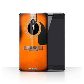STUFF4 Case/Cover for Lenovo ZUK Z2 Pro / Sunburst Acoustic Design / Guitar Collection Mobile phones