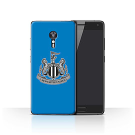 Official Newcastle United FC Case/Cover for Lenovo ZUK Z2 Pro/Mono/Blue Design/NUFC Football Crest Mobile phones