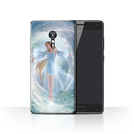 Official Elena Dudina Case/Cover for Lenovo ZUK Z2 Pro / Air Dress Design / Fantasy Angel Collection Mobile phones