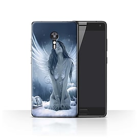 Official Elena Dudina Case/Cover for Lenovo ZUK Z2 Pro / La Nieve Design / Fantasy Angel Collection Mobile phones