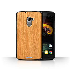 STUFF4 Case/Cover for Lenovo Vibe K4 Note / Pine Design / Wood Grain Effect/Pattern Collection Mobile phones