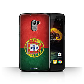 STUFF4 Case/Cover for Lenovo Vibe K4 Note / Portugal/Portuguese Design / Flags Collection Mobile phones