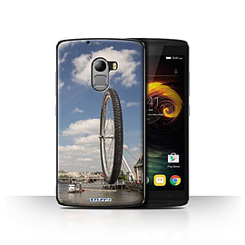 STUFF4 Case/Cover for Lenovo Vibe K4 Note / London Eye Design / Imagine It Collection Mobile phones