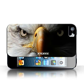 STUFF4 Case/Cover for Apple iPhone SE / Eagle/Bird of Prey Design / Wildlife Animals Collection Mobile phones