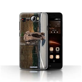 STUFF4 Case/Cover for Huawei Y5II/Y5 2 / Jaywalking Design / Imagine It Collection Mobile phones