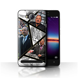 Official Newcastle United FC Case/Cover for Huawei Y3II/Y3 2/Montage Design/NUFC Rafa Ben?tez Mobile phones