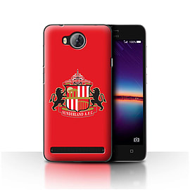 Official Sunderland AFC Case/Cover for Huawei Y3II/Y3 2/Red Design/SAFC Football Club Crest Mobile phones