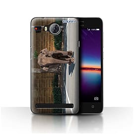 STUFF4 Case/Cover for Huawei Y3II/Y3 2 / Jaywalking Design / Imagine It Collection Mobile phones