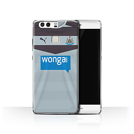 Official Newcastle United FC Case/Cover for Huawei P9/Goalkeeper Design/NUFC Away Shirt/Kit 15/16 Mobile phones