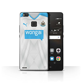Newcastle United FC Case/Cover for Huawei P9 Lite/Footballer Design/NUFC Away Shirt/Kit 15/16 Mobile phones