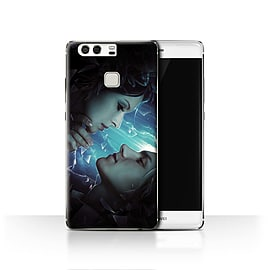 Official Elena Dudina Case/Cover for Huawei P9 / Broken Glass Design / Love Art Collection Mobile phones
