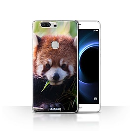 STUFF4 Case/Cover for Huawei Honor V8 / Racoon Design / Wildlife Animals Collection Mobile phones