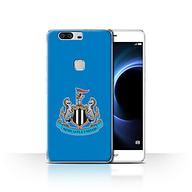 Official Newcastle United FC Case/Cover for Huawei Honor V8/Colour/Blue Design/NUFC Football Crest Mobile phones
