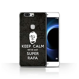 Official Newcastle United FC Case/Cover for Huawei Honor V8/Keep Calm Design/NUFC Rafa Ben?tez Mobile phones