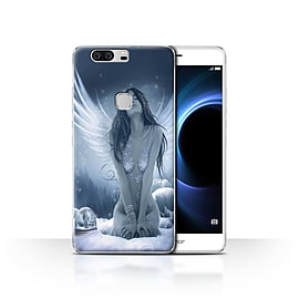 Official Elena Dudina Case/Cover for Huawei Honor V8 / La Nieve Design / Fantasy Angel Collection Mobile phones
