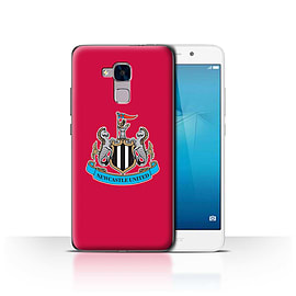 Official Newcastle United FC Case/Cover for Huawei Honor 5c/Colour/Red Design/NUFC Football Crest Mobile phones