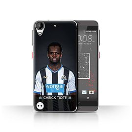 Official Newcastle United FC Case/Cover for HTC Desire 630/Tiot? Design/NUFC Football Player 15/16 Mobile phones