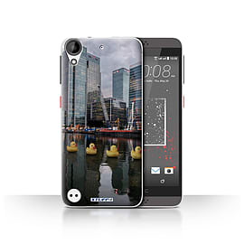 STUFF4 Case/Cover for HTC Desire 530 / Great Escape Design / Imagine It Collection Mobile phones