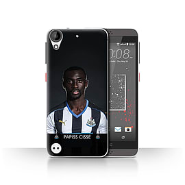 Official Newcastle United FC Case/Cover for HTC Desire 630/Ciss? Design/NUFC Football Player 15/16 Mobile phones
