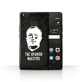 Official Newcastle United FC Case/Cover for Huawei P9 Lite/Spanish Maestro Design/NUFC Rafa Ben?tez Mobile phones