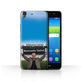 Official Newcastle United FC Case/Cover for Huawei Y6/Welcome Design/NUFC Rafa Ben?tez Mobile phones