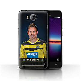 Newcastle United FC Case/Cover for Huawei Y3II/Y3 2/Elliot Design/NUFC Football Player 15/16 Mobile phones