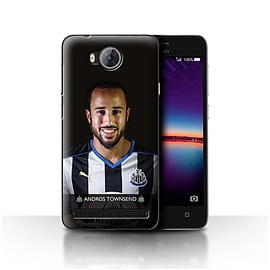 Newcastle United FC Case/Cover for Huawei Y3II/Y3 2/Townsend Design/NUFC Football Player 15/16 Mobile phones