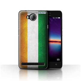 STUFF4 Case/Cover for Huawei Y3II/Y3 2 / Ivory Coast Design / Flags Collection Mobile phones