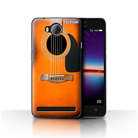 STUFF4 Case/Cover for Huawei Y3II/Y3 2 / Sunburst Acoustic Design / Guitar Collection Mobile phones