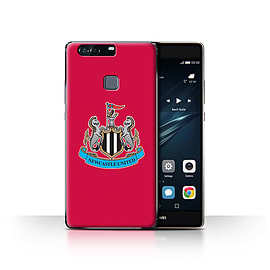 Official Newcastle United FC Case/Cover for Huawei P9 Plus/Colour/Red Design/NUFC Football Crest Mobile phones