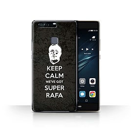 Official Newcastle United FC Case/Cover for Huawei P9 Plus/Keep Calm Design/NUFC Rafa Ben?tez Mobile phones