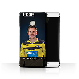 Official Newcastle United FC Case/Cover for Huawei P9/Elliot Design/NUFC Football Player 15/16 Mobile phones