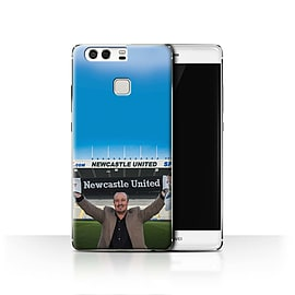 Official Newcastle United FC Case/Cover for Huawei P9/Welcome Design/NUFC Rafa Ben?tez Mobile phones