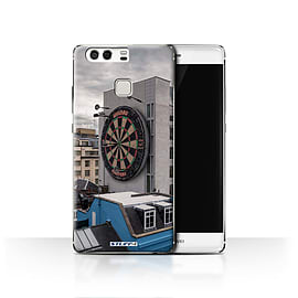 STUFF4 Case/Cover for Huawei P9 / Bullseye Design / Imagine It Collection Mobile phones