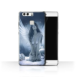 STUFF4 Case/Cover for Huawei P9 / La Nieve Design / Fantasy Angel Collection Mobile phones