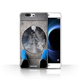 STUFF4 Case/Cover for Huawei Honor V8 / Tunnel Vision Design / Imagine It Collection Mobile phones