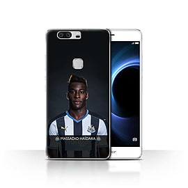 Newcastle United FC Case/Cover for Huawei Honor V8/Ha?dara Design/NUFC Football Player 15/16 Mobile phones
