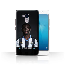 Official Newcastle United FC Case/Cover for Huawei Honor 5c/Ciss? Design/NUFC Football Player 15/16 Mobile phones