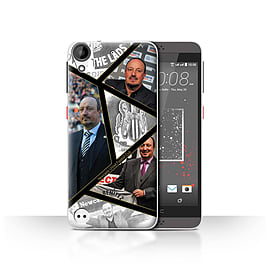 Official Newcastle United FC Case/Cover for HTC Desire 630/Montage Design/NUFC Rafa Ben?tez Mobile phones