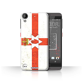 STUFF4 Case/Cover for HTC Desire 530 / Northern Ireland Design / Flags Collection Mobile phones