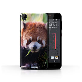 STUFF4 Case/Cover for HTC Desire 825 / Racoon Design / Wildlife Animals Collection Mobile phones