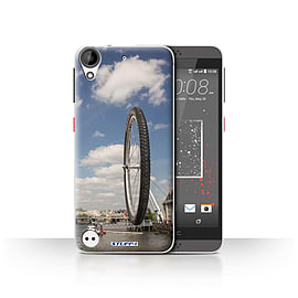 STUFF4 Case/Cover for HTC Desire 630 / London Eye Design / Imagine It Collection Mobile phones