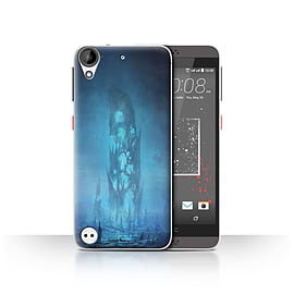 Official Chris Cold Case/Cover for HTC Desire 630 / Remnant Design / Alien World Cosmos Collection Mobile phones
